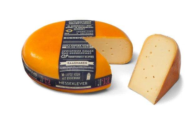 Boeren Meshanger Messeklever kaas