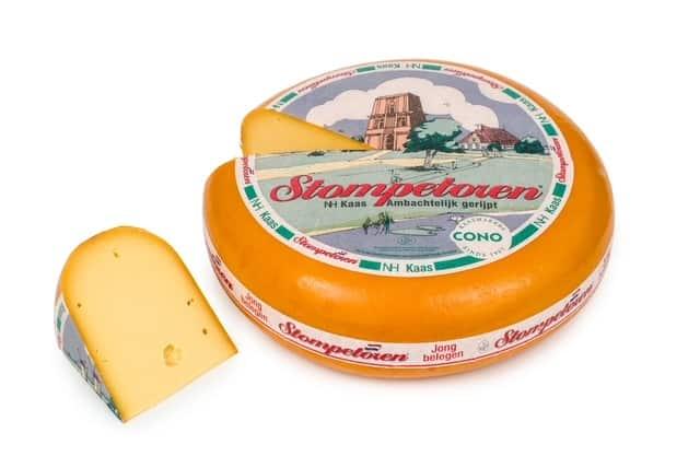 Stompetoren Jong Belegen kaas