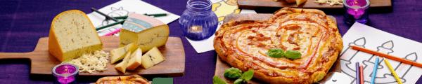 kinderpizza recept