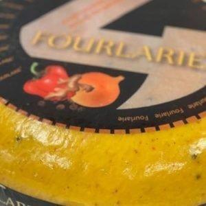 Fourlarie Kaas close up