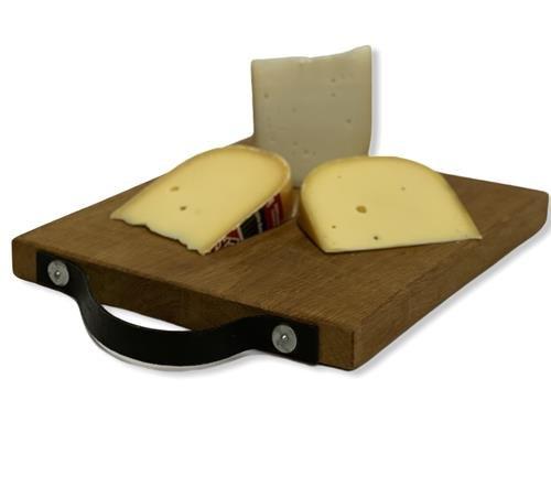 Kaasplank Biologisch met 3 soorten biologische kaas