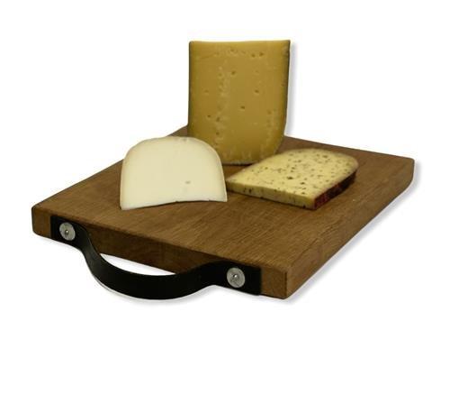 Kaasplank Vegetarisch met 3 soorten kaas